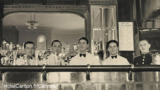 Carlton Bar, Cannes