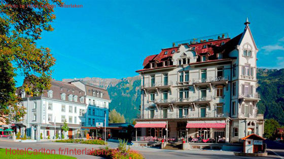Hotel Carlton Interlaken
