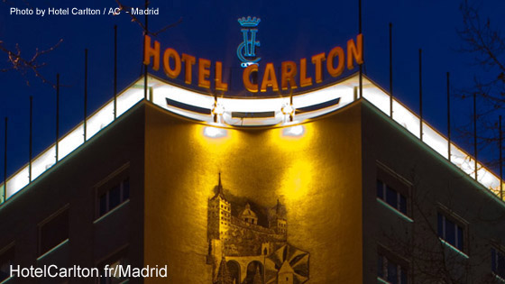 Hotel Carlton Madrid